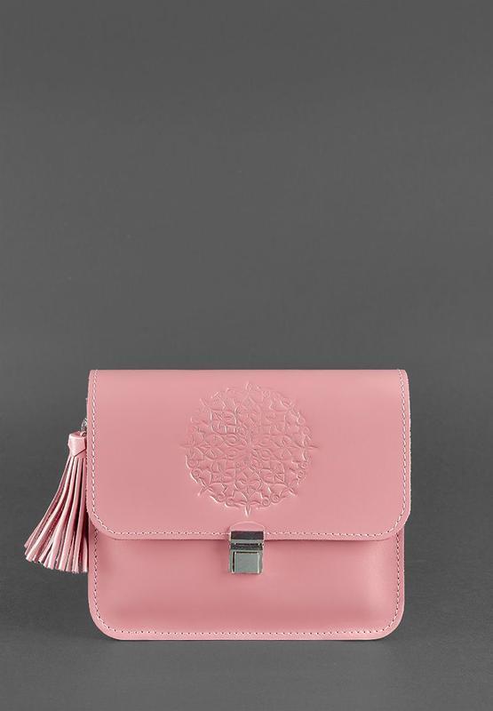 Бохо-Сумка Лилу розовый персик