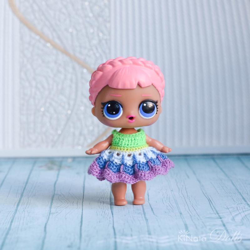 Платья для куклы ЛОЛ (LOL Surprise)