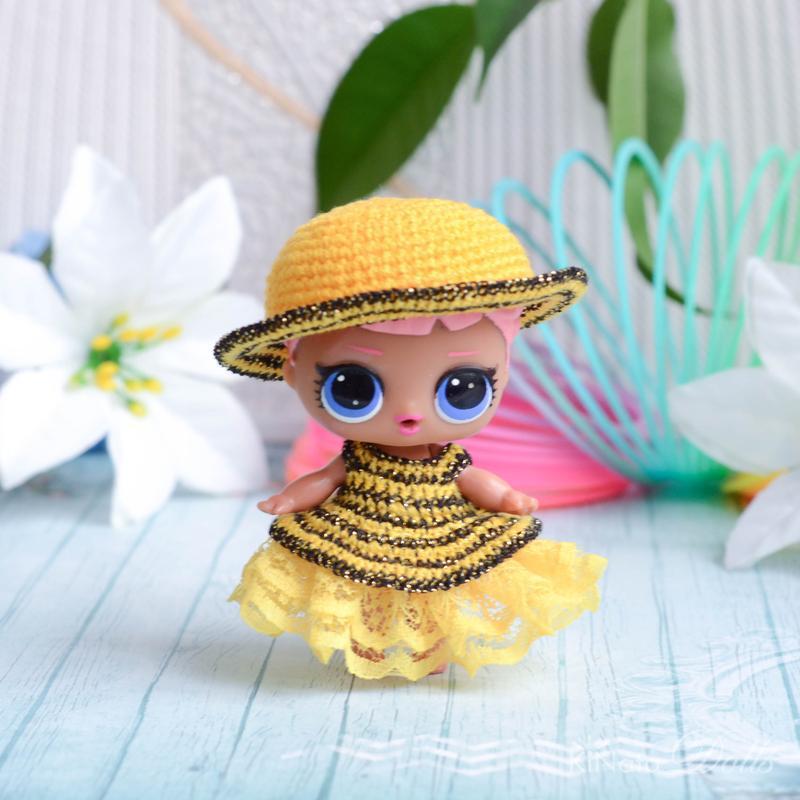 Кружевные и коллекционные платья для куклы ЛОЛ (LOL Surprise)