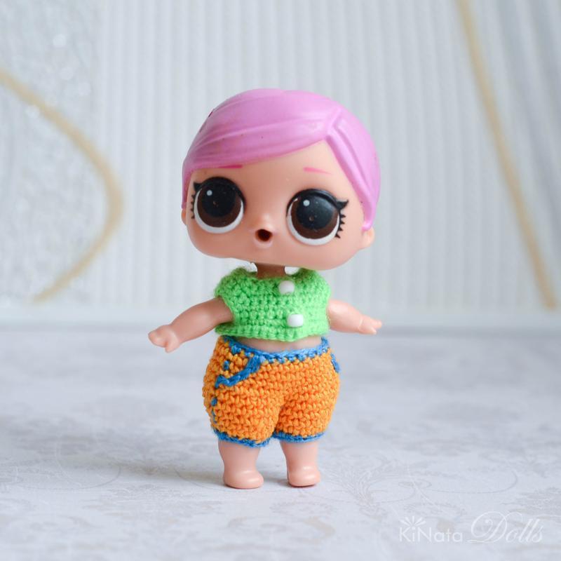 Одежда для куклы ЛОЛ (LOL Surprise)