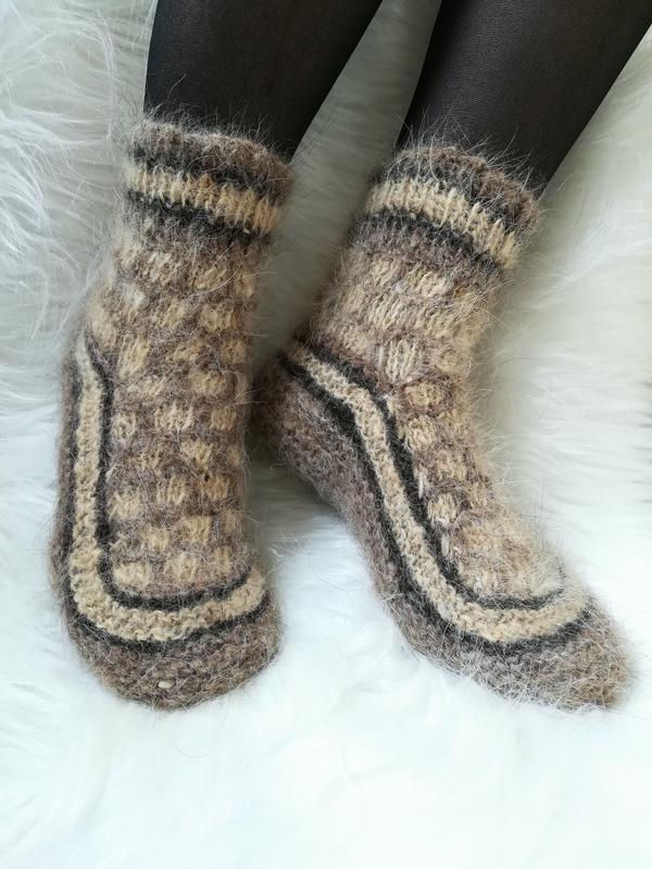 0d69cbd6a5d8c Носки из собачьей шерсти 37-38 теплые шерстяные собачья шерсть ...