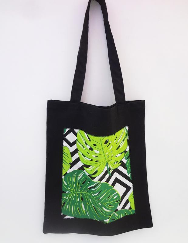 56af3442118d Эко-сумка с модным принтом, сумка-шоппер, тканевая сумка, авоська. 180грн.  Купить