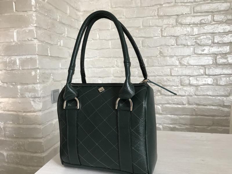 Кожаная женская сумка. Шкіряна жіноча сумка. ручной работы купить в ... 5770617fa8d92