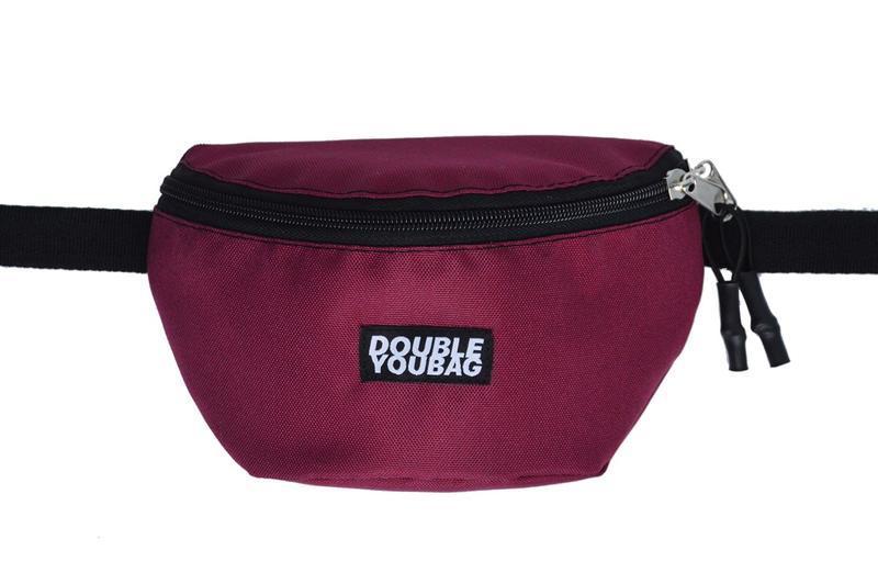 9c04af2714b3 Бананка черная, сумка на пояс, поясная сумка ручной работы купить в ...