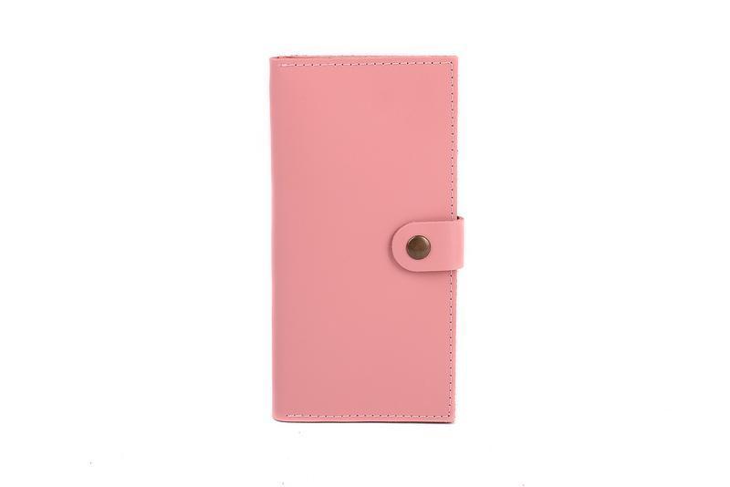 Кошелек портмоне Leo розовый