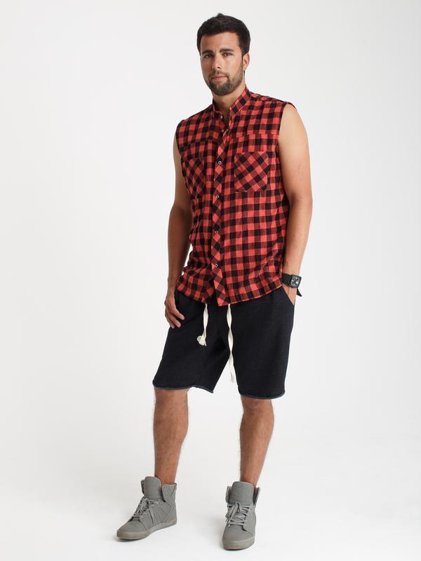 451d00b4f19 Рубашка без рукавов