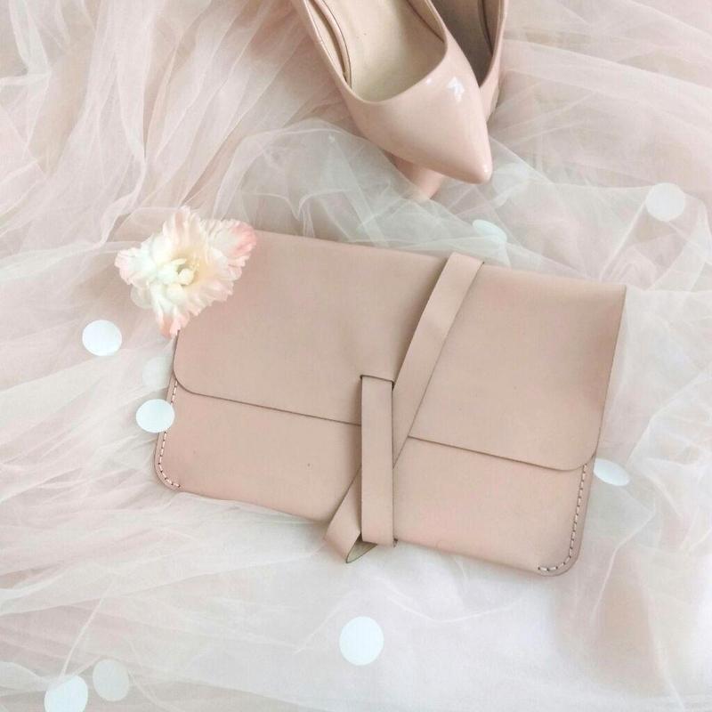999616dc61f0 Женская сумка - клатч + Подарок. Кожаный вечерний клатч для девушки,  деловой клатч, бизнес-акссесуар