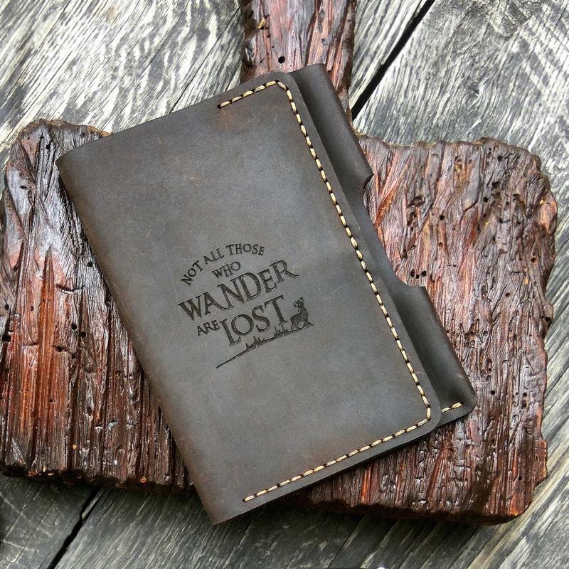 Портмоне для документов и денег (Докхолдер, Чехол для документов, Паспорта) + Подарок.