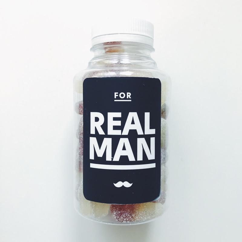 "Конфеты ""For real man"""